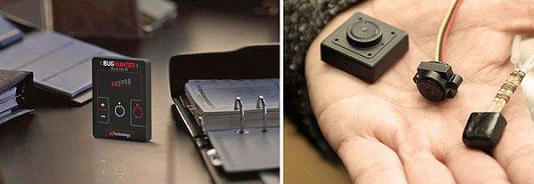 """Детектор """"BugHunter Micro"""" без проблем обнаруживает жучки как аналогового, так и цифрового типа"""