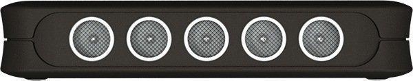 Излучатели подавителя BugHunter DAudio bda-1 генерируют очень мощный ультразвуковой сигнал