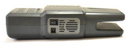 Продуманная система вентиляции исключает возможность перегрева устройства даже несмотря на его повышенную мощность