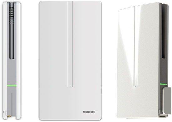 """Внешний вид внутреннего блока системы GSM """"MOBI-900 Mini"""""""