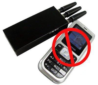 БагХантер GSM+3G полностью парализует работу сотовых телефонов
