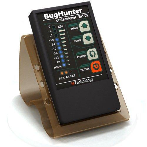 bughunter.ru raz 01 34 2 Выбор  средства обнаружения жучков