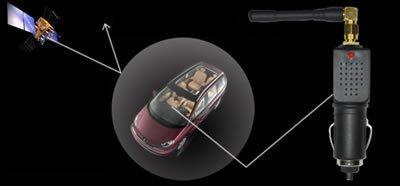 """Подавитель GPS-сигнала """"СТРАЖ GPS 1L Auto"""" создает вокруг себя сферу с радиусом 15 метров, в которой невозможен прием сигналов GPS"""