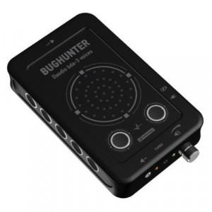"""Подавитель микрофонов, диктофонов """"BugHunter DAudio bda-3"""" с 7 УЗ-излучателями и акустическим глушителем"""