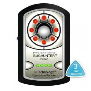"""Детектор скрытых камер """"BugHunter Dvideo"""""""
